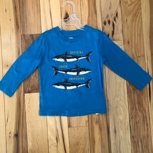 Toddler Old Navy shirt 18-24m